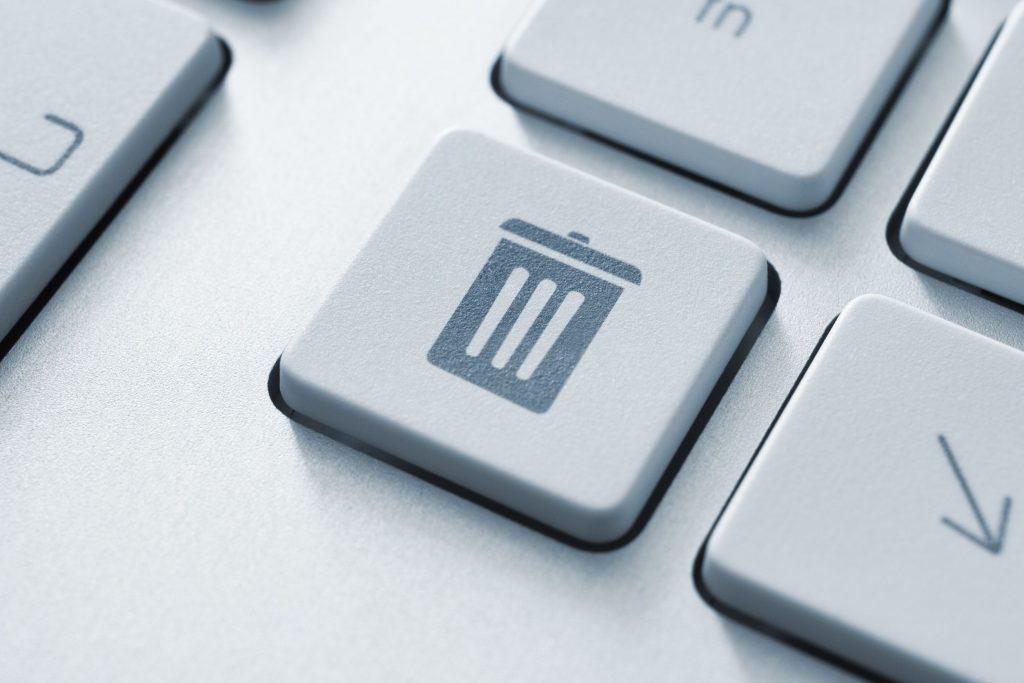 Computer Recycle Bin