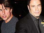 John Travolta And Tom Cruise
