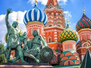 Russia Monument