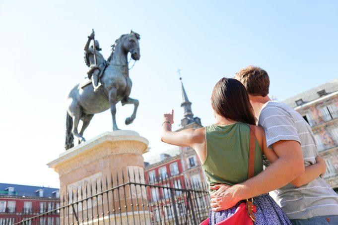 Spain Statue