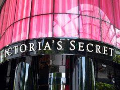 Victoria's Secret store along Orchard Road