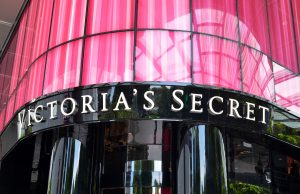 Victoria's Secret store along Orchard Road