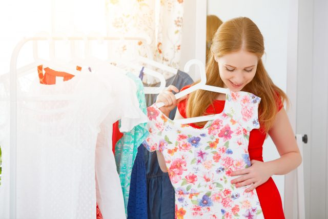Women Fitting Dress
